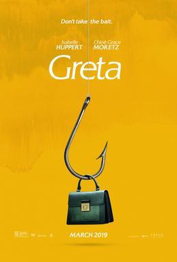 greta movie, greta, sexy thrillers, new movies