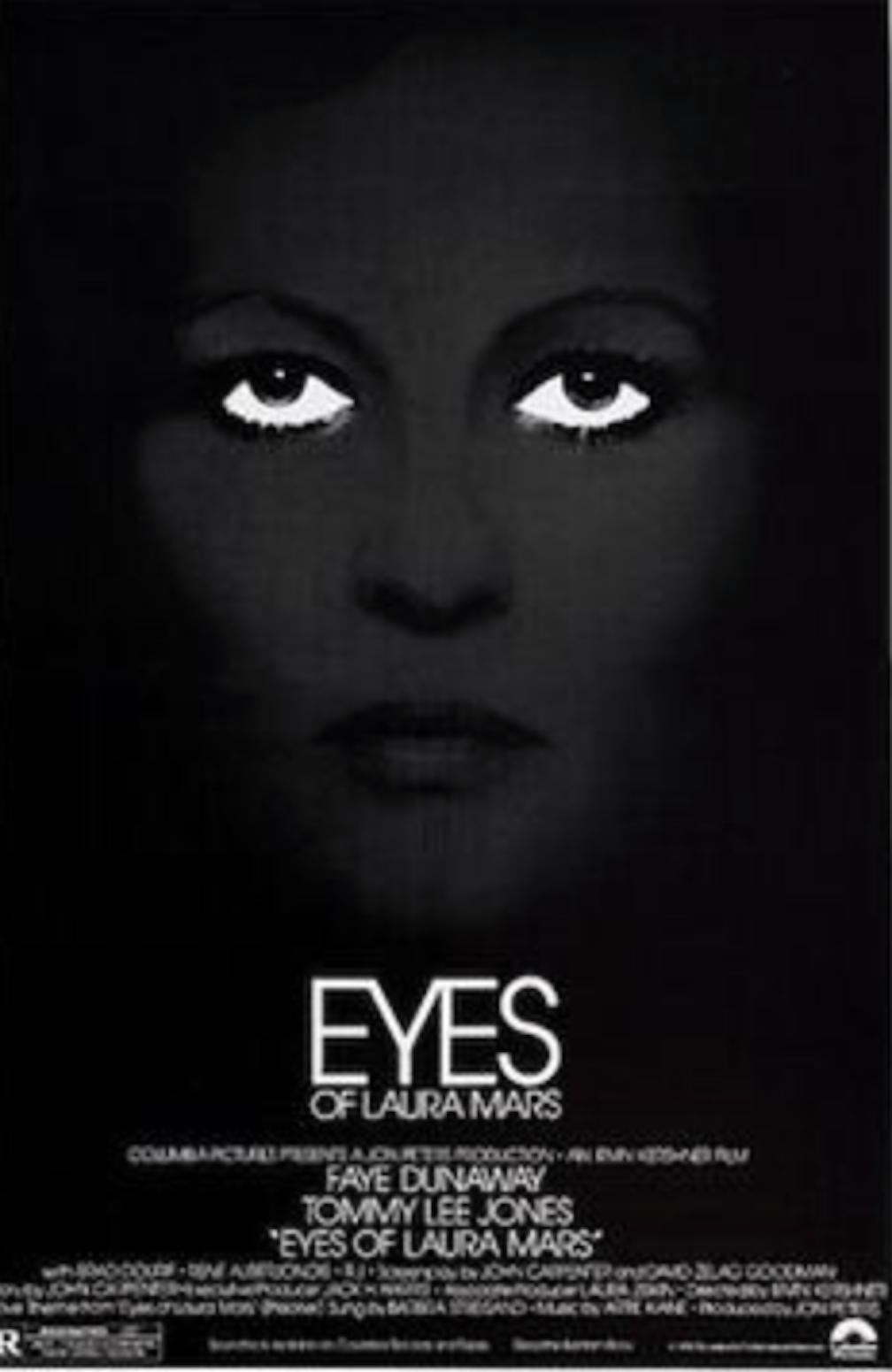 70's thriller, eyes of laura mars